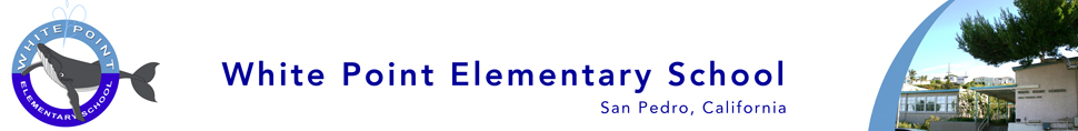 White Point Elementary School  Logo